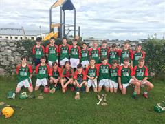 2nd Year Hurling Blitz