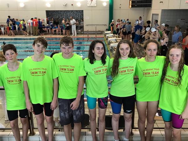 Connaught Secondary Schools Swim Gala