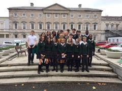 3rd Year visit to Dáil Éireann!