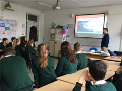 Geography Week Talk on Renewable Energy