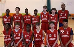 Calasanctius College Under 14 Basketball