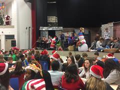 Christmas Fun in Calasanctius