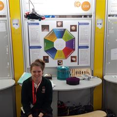 Best of Luck to Alice in the BT Young Scientist Exhibition!