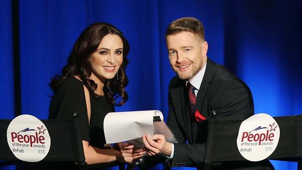 Best of luck to Shannon Keady who will present a Person of the Year award tonight on RTE 1 at 10.30 approximately.