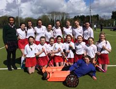 Calasanctius are 1st Year Hockey Connacht Champions
