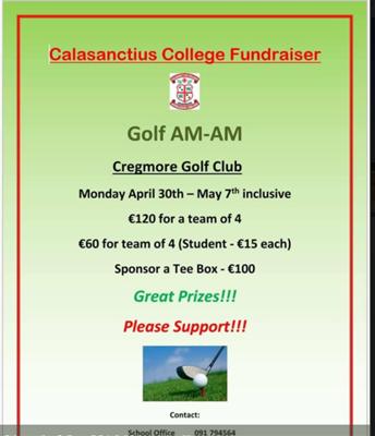 Calasanctius Golf AM-AM