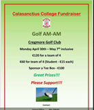 Calasanctius Golf AM-AM