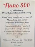 Nano 300, May 10th 2018, Knock