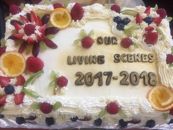 Living Scenes Summer Party