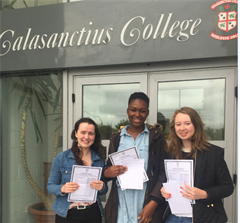 Congratulations to our 6th Years on their excellent Leaving Cert results!