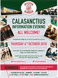 Calasanctius College Open Evening - this Thursday, October 4th