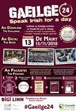 Gaeilge 24 @ Calasanctius College!
