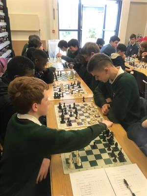 Chess Club News