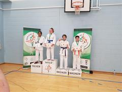 Judo All-Ireland Win