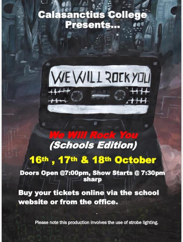 Musical: We Will Rock You