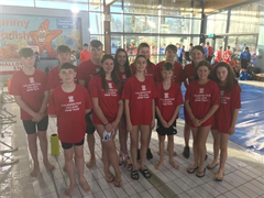 Calasanctius College Swimmers bring back to Oranmore the school's largest haul of swim medals to date