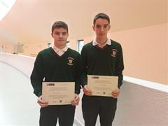 NUI Galway/BSTAI Junior Cert Business Studies Awards 2019
