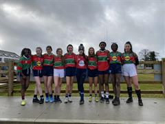 Girls Rugby Blitz