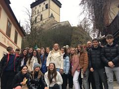 TY Trip to Prague