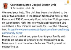 Oranmore Maree Coastal Search Unit